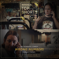 Wrong Numbers design