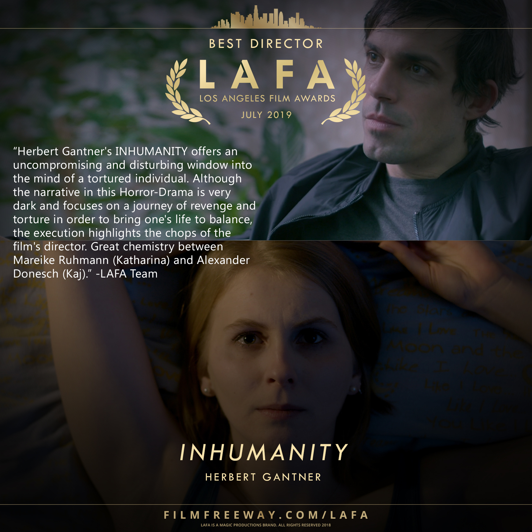 INHUMANITY Review