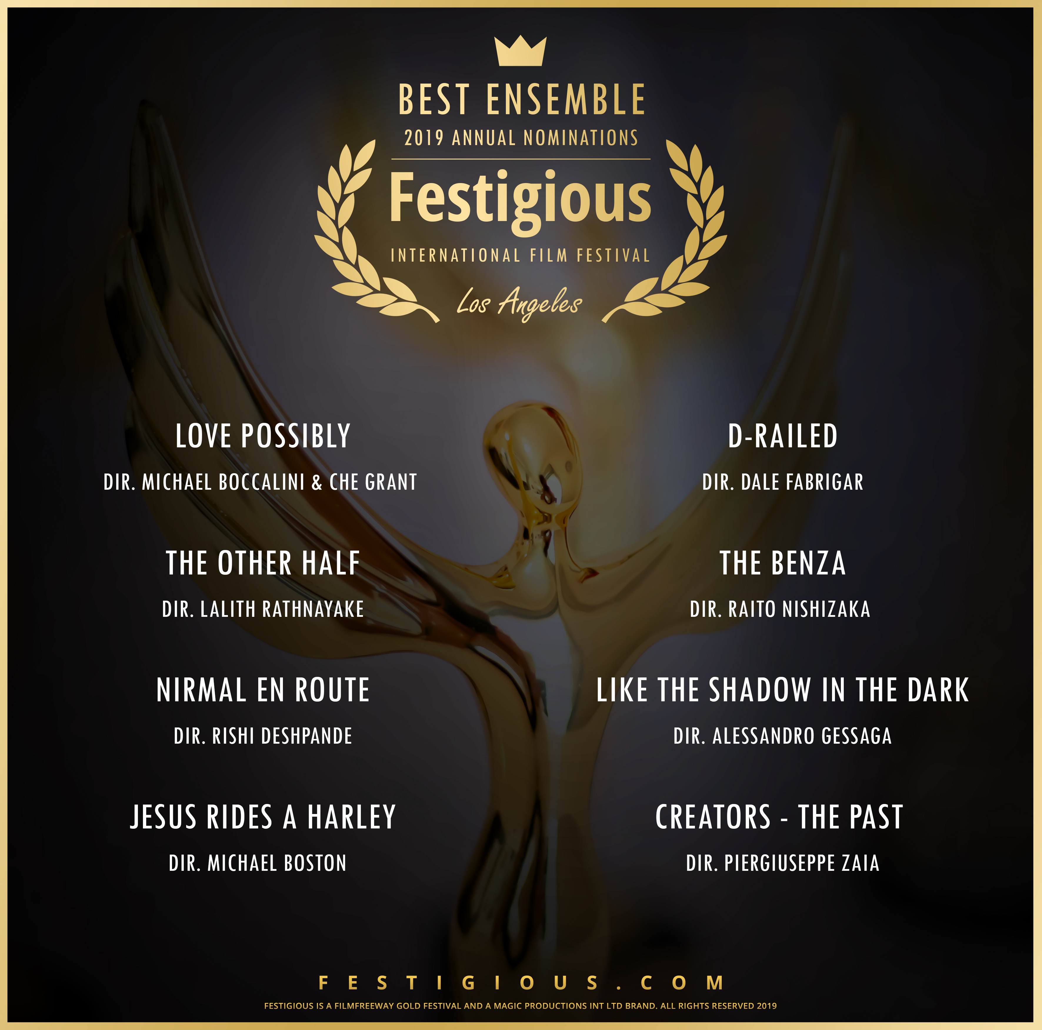 Festigious Best Ensemble