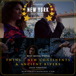 Twins - New Continents & Ancient Rivers