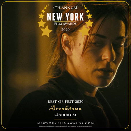 4th Annual New York Film Awards Winners Announced