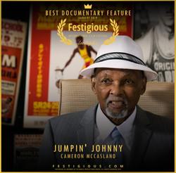 JUMPIN' JOHNNY - Design