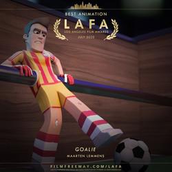 Goalie design