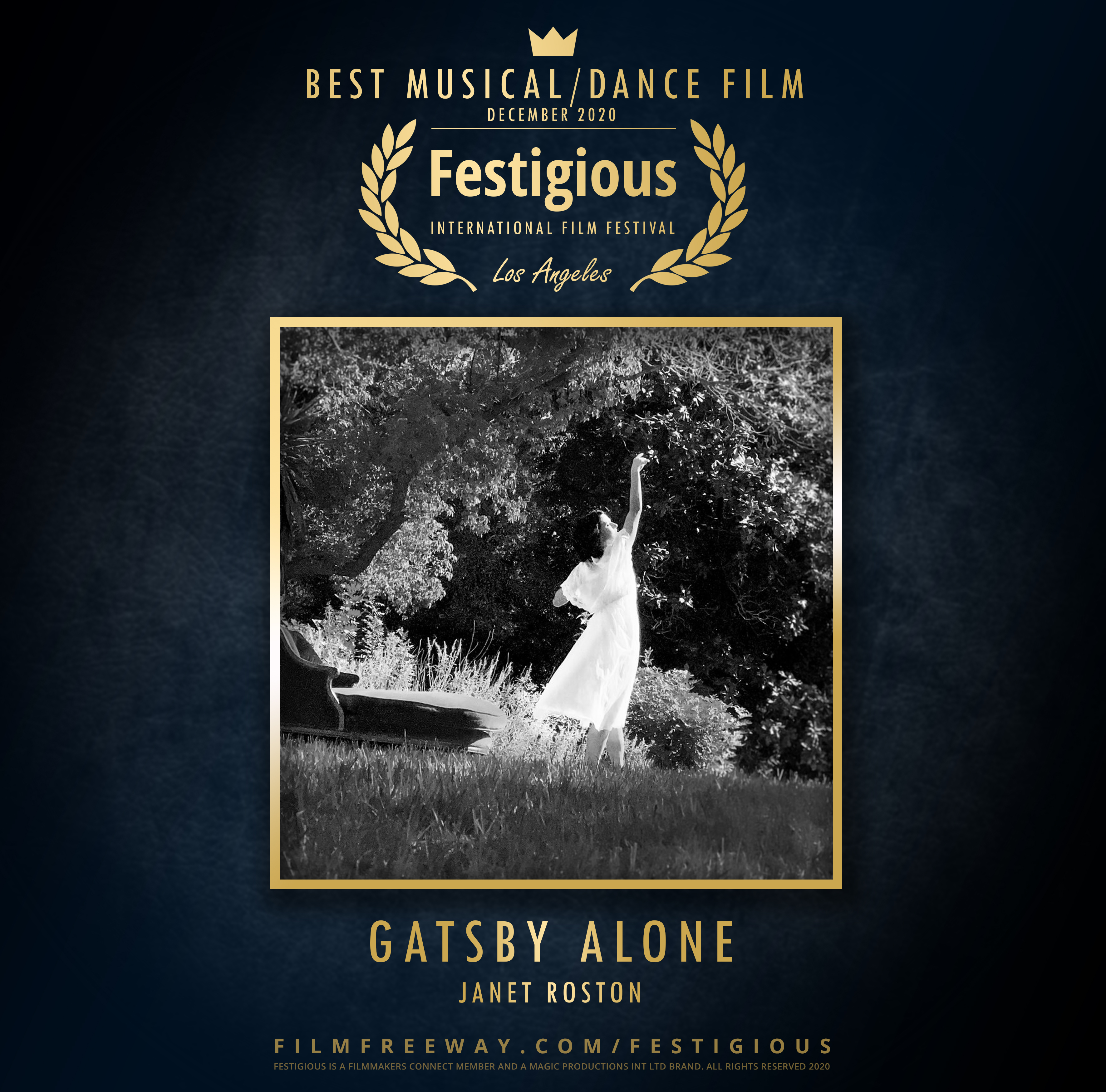 Gatsby Alone design