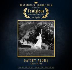 Gatsby Alone design