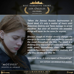MOTIVES - Review