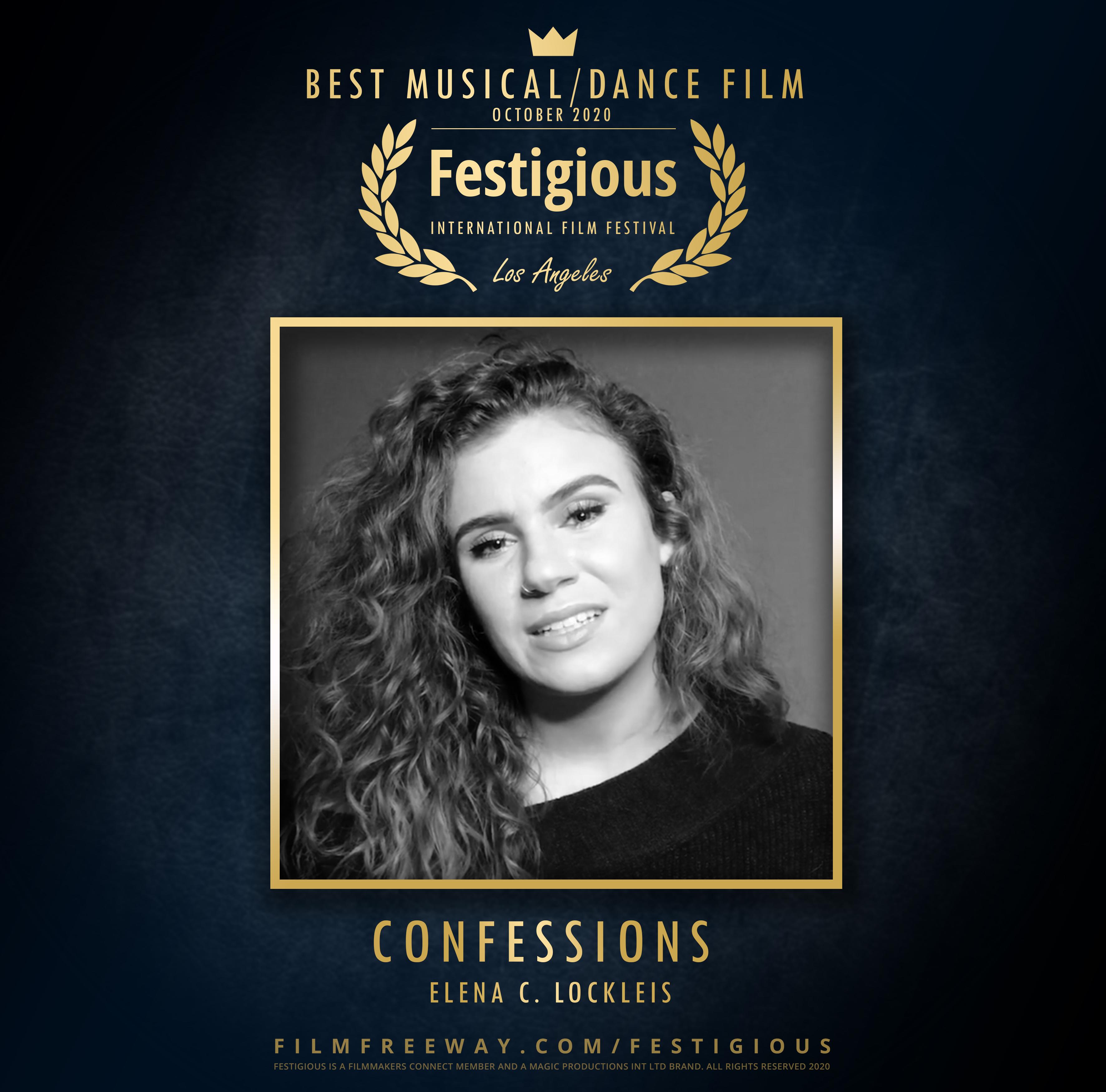 Confessions  design