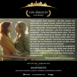 SNAPSHOTS - LAFA Best Picture - Review