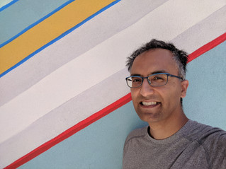 "Meet the Finalist: Mahesh Madhav, ""How to Bend Concrete"""