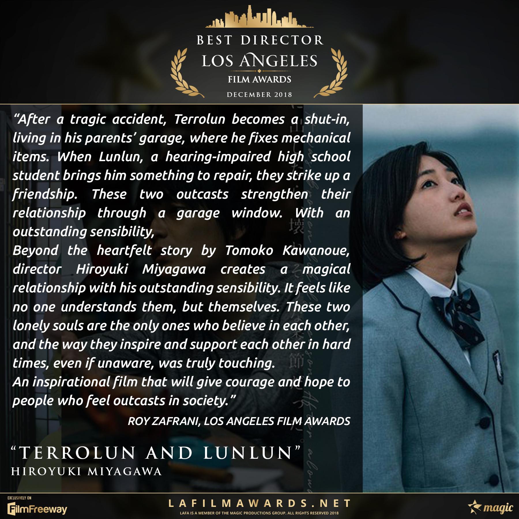 terrolun and lunlun - Review