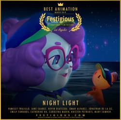 NIGHT LIGHT design