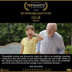 Cello - Best Inspirational Film