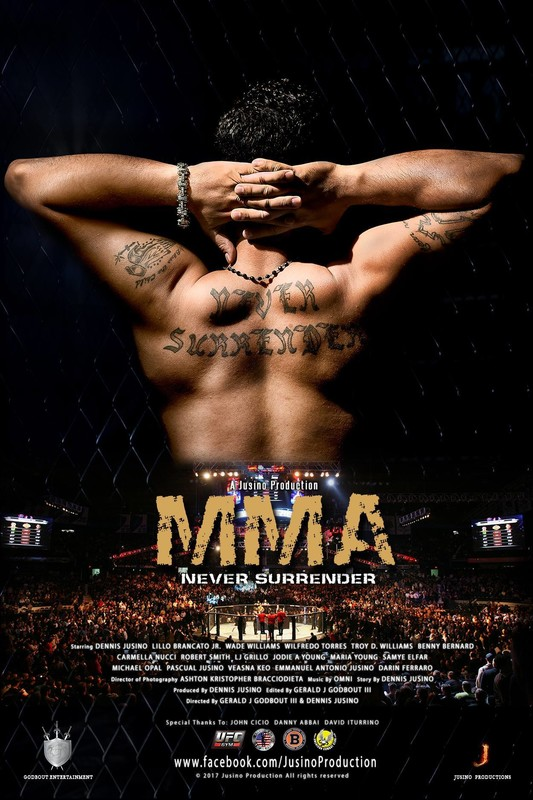 MMA - Never Surrender