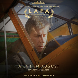 A LIFE IN AUGUST design