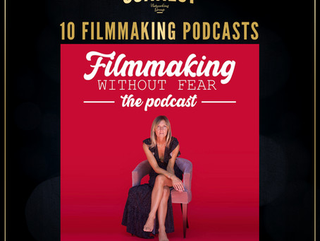 10 Recommended Filmmaking Podcasts