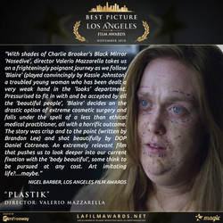 PLASTIK - LAFA Best Picture - Review