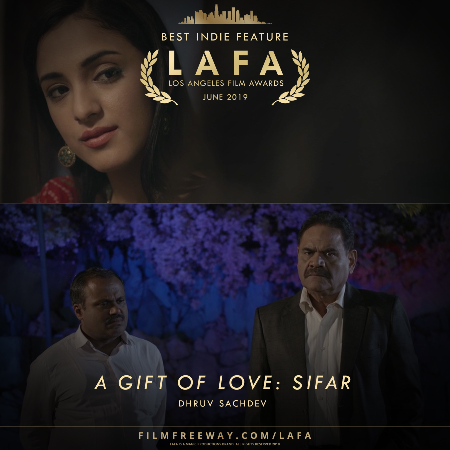 A Gift of Love- Sifar design
