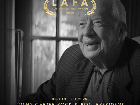 5th Annual LAFA Winners Announced