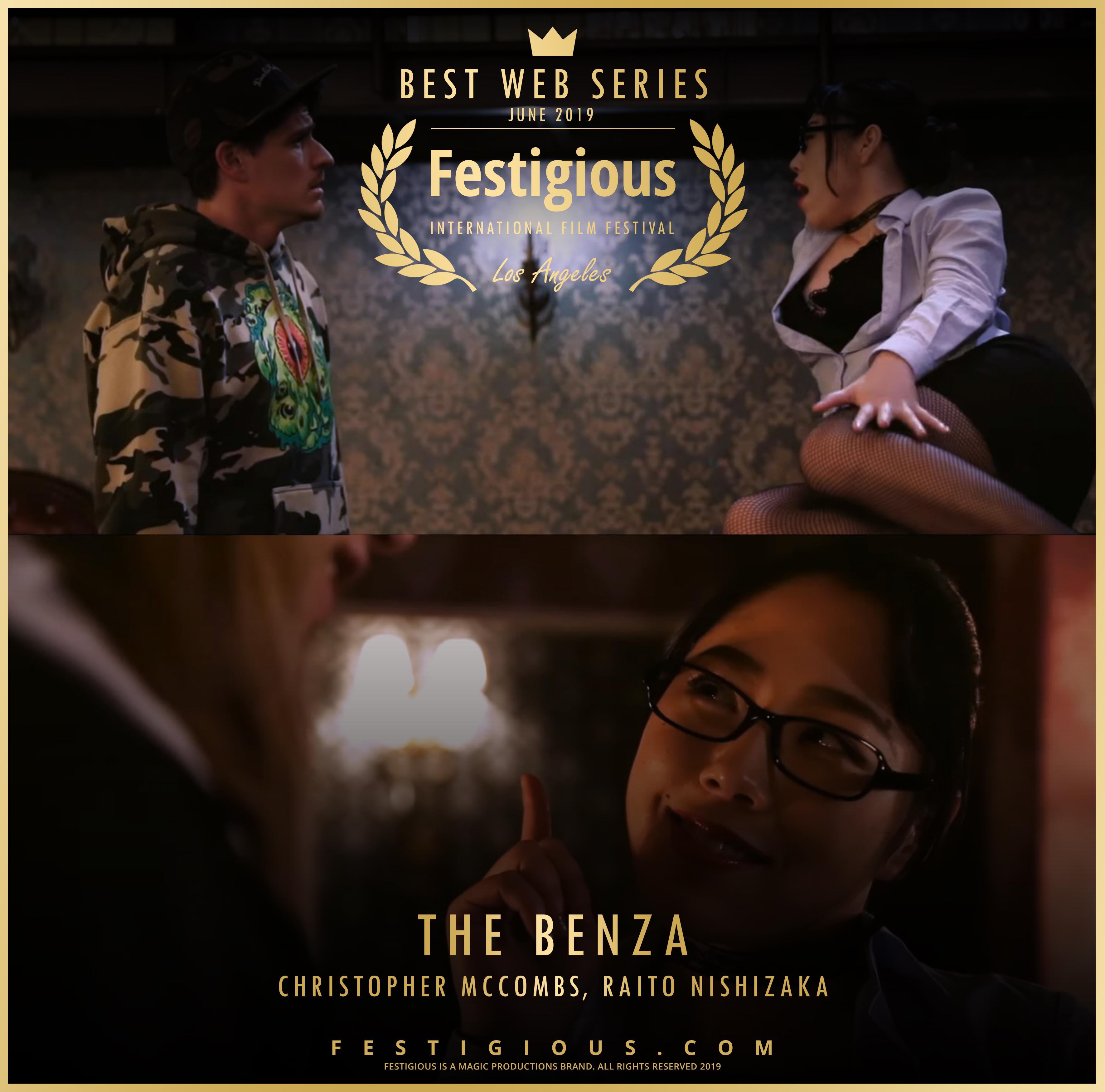 THE BENZA design