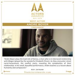 Crossover 2018 05 Best Actor