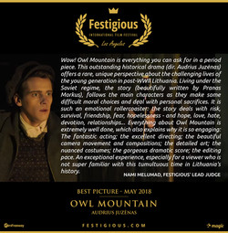 Owl Mountain - Best Picture