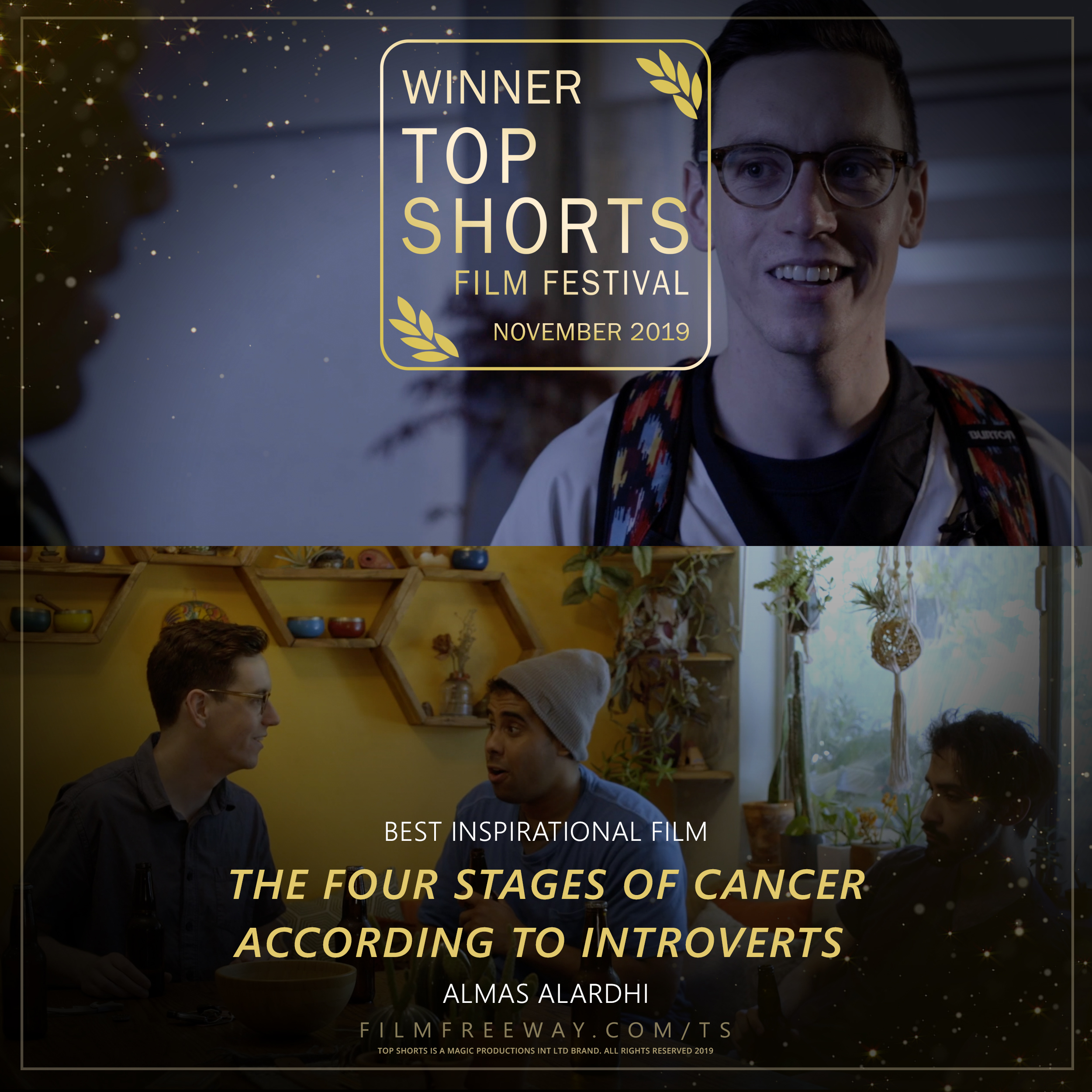 The Four Stages of Cancer According to I