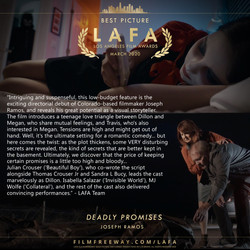 Deadly Promises review