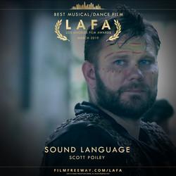 SOUND LANGUAGE design