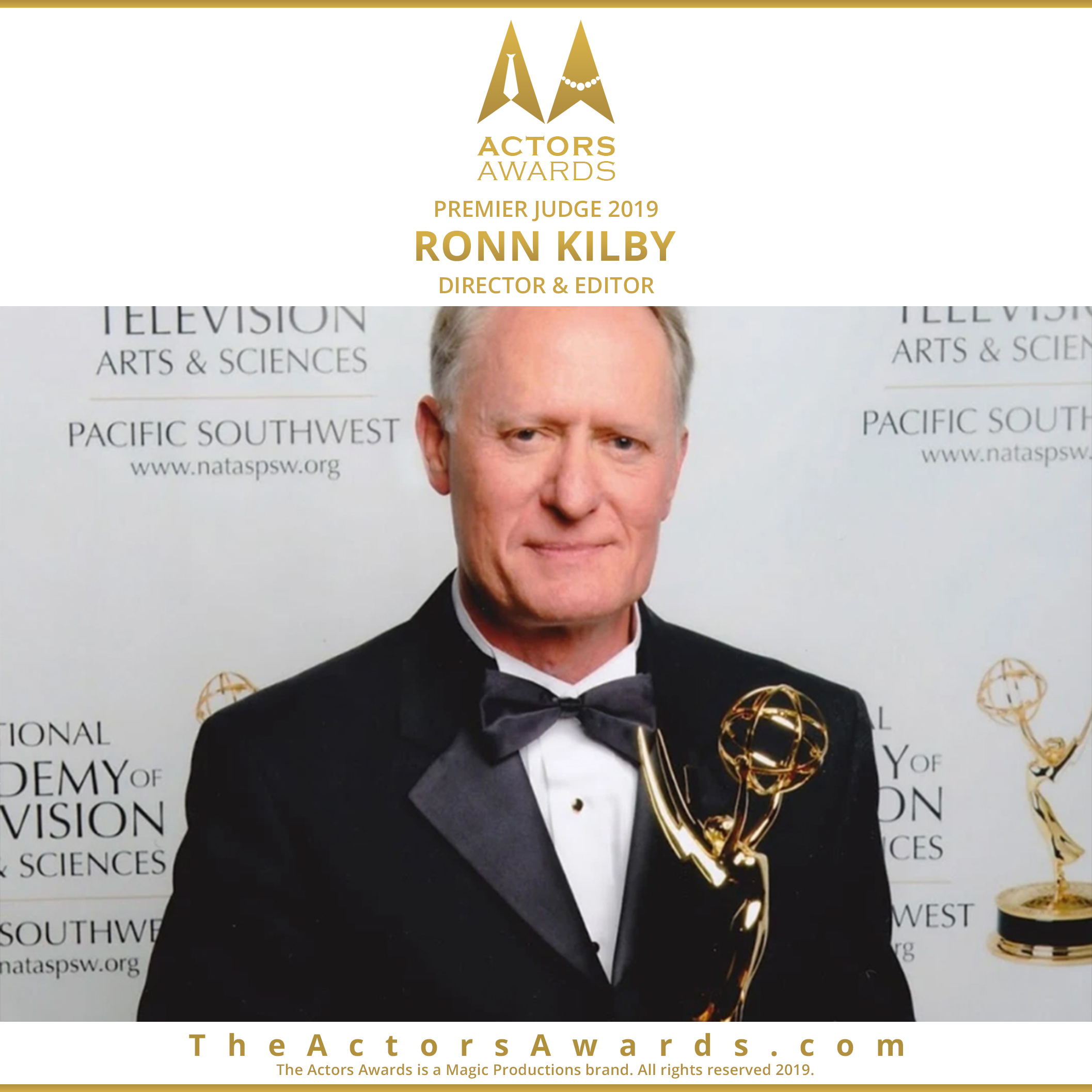 Actors Awards 2019 - Ronn Kilby