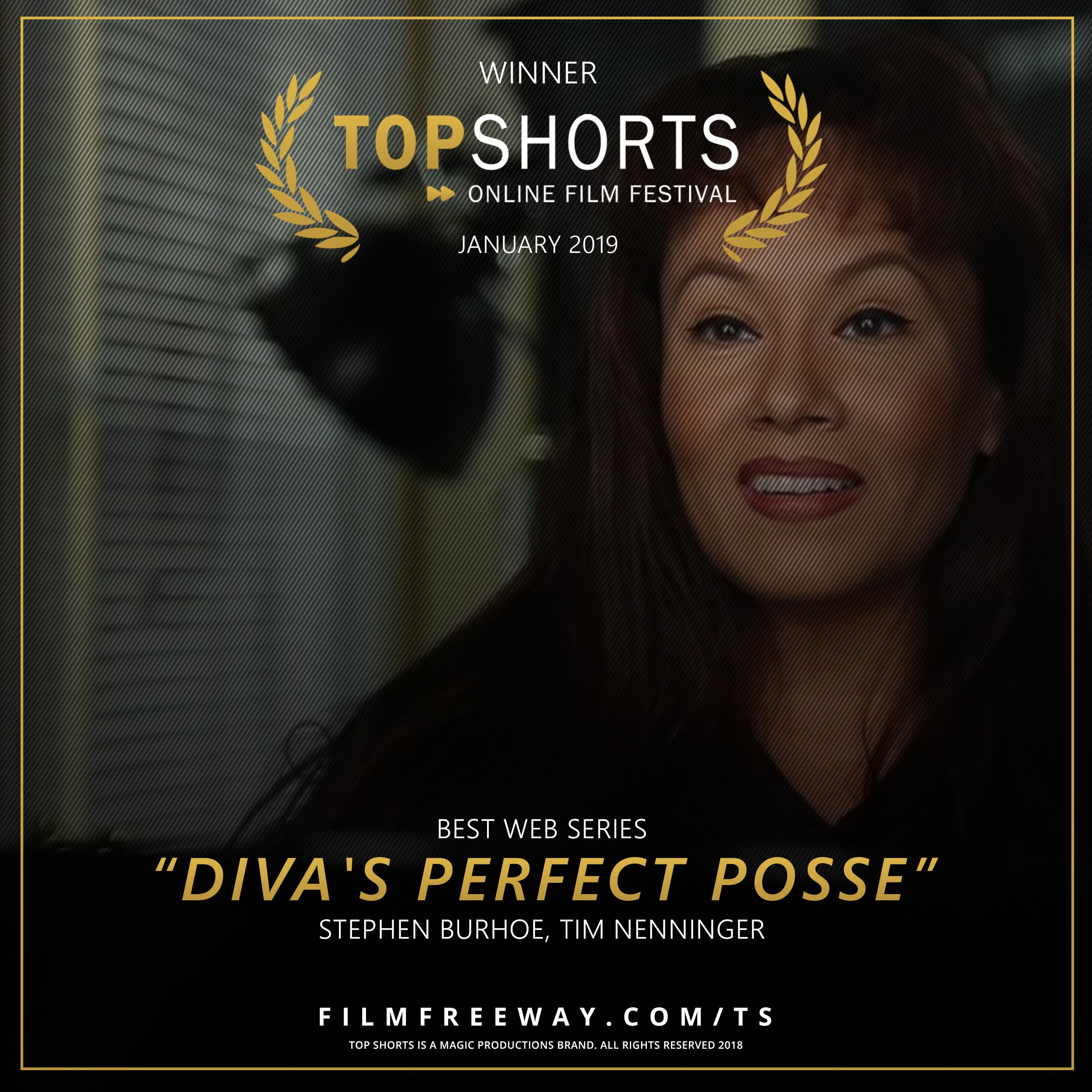 DIVA'S PERFECT POSSE