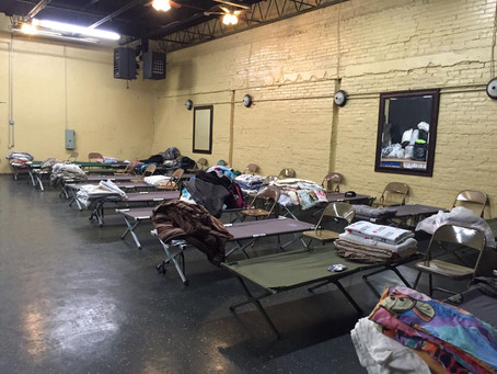Crisis @ 2035 Shenandoah Ave -- the Struggle for Shelter for the Unhoused in St. Louis