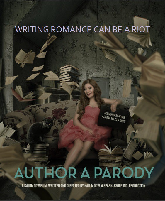 Author A Parody