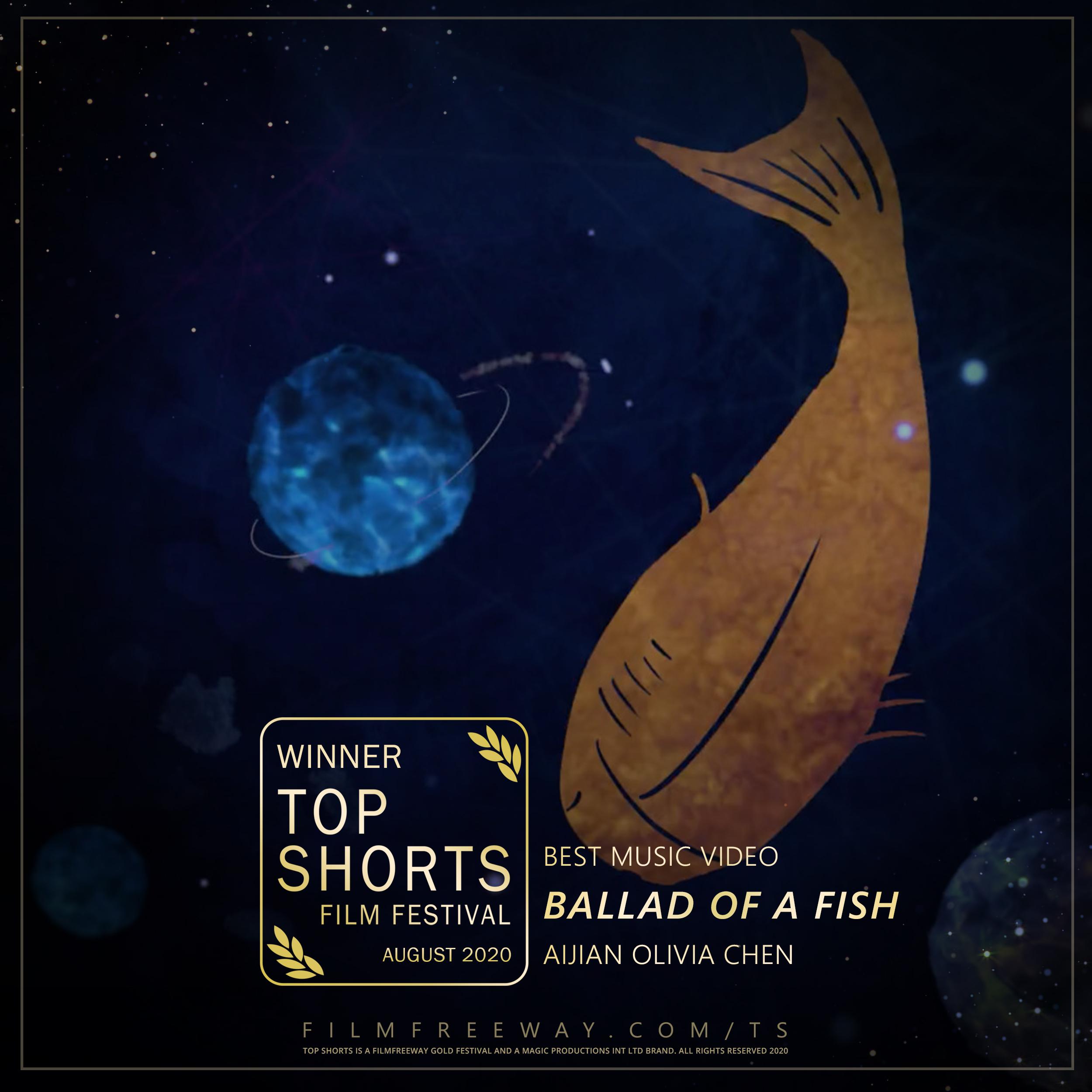 Ballad of a Fish design
