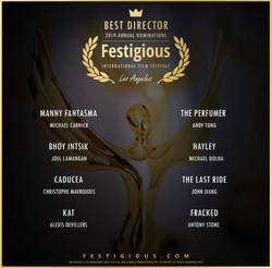 Festigious Best Director