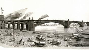 Bridge Over Troubled Water: The Eads Bridge