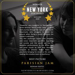Parisian Jam review