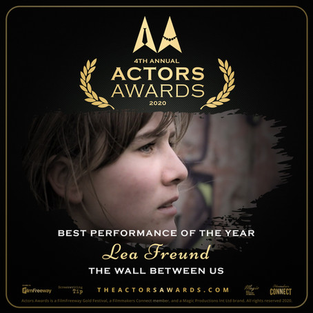 4th Annual Actors Awards Winners Announced