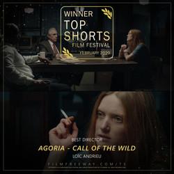 Agoria - Call of the Wild design