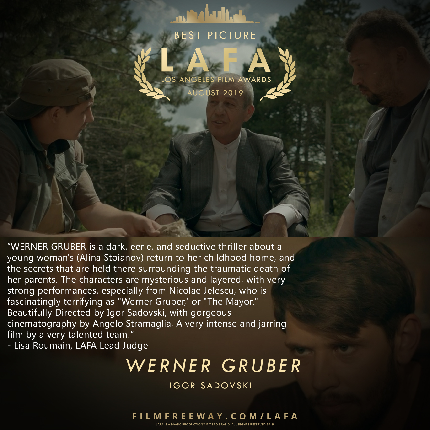WERNER GRUBER review 2