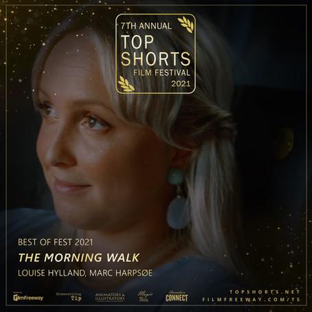 7th Annual Top Shorts Winners Announced