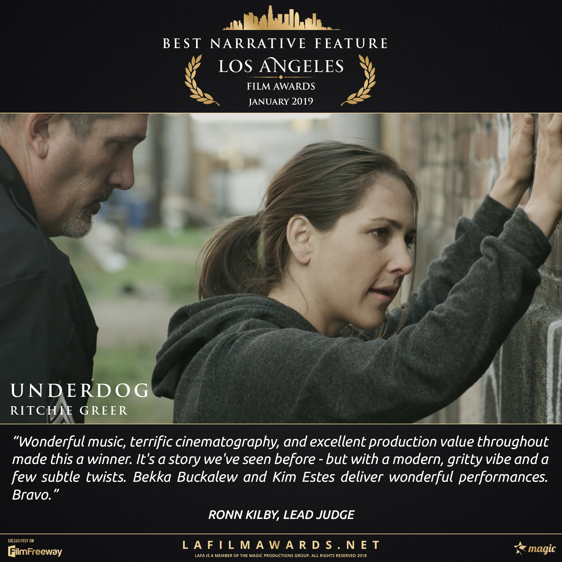 Underdog - Review