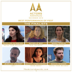 2018 12 Finalists