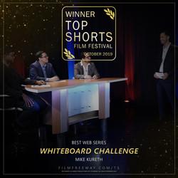 Whiteboard Challenge design