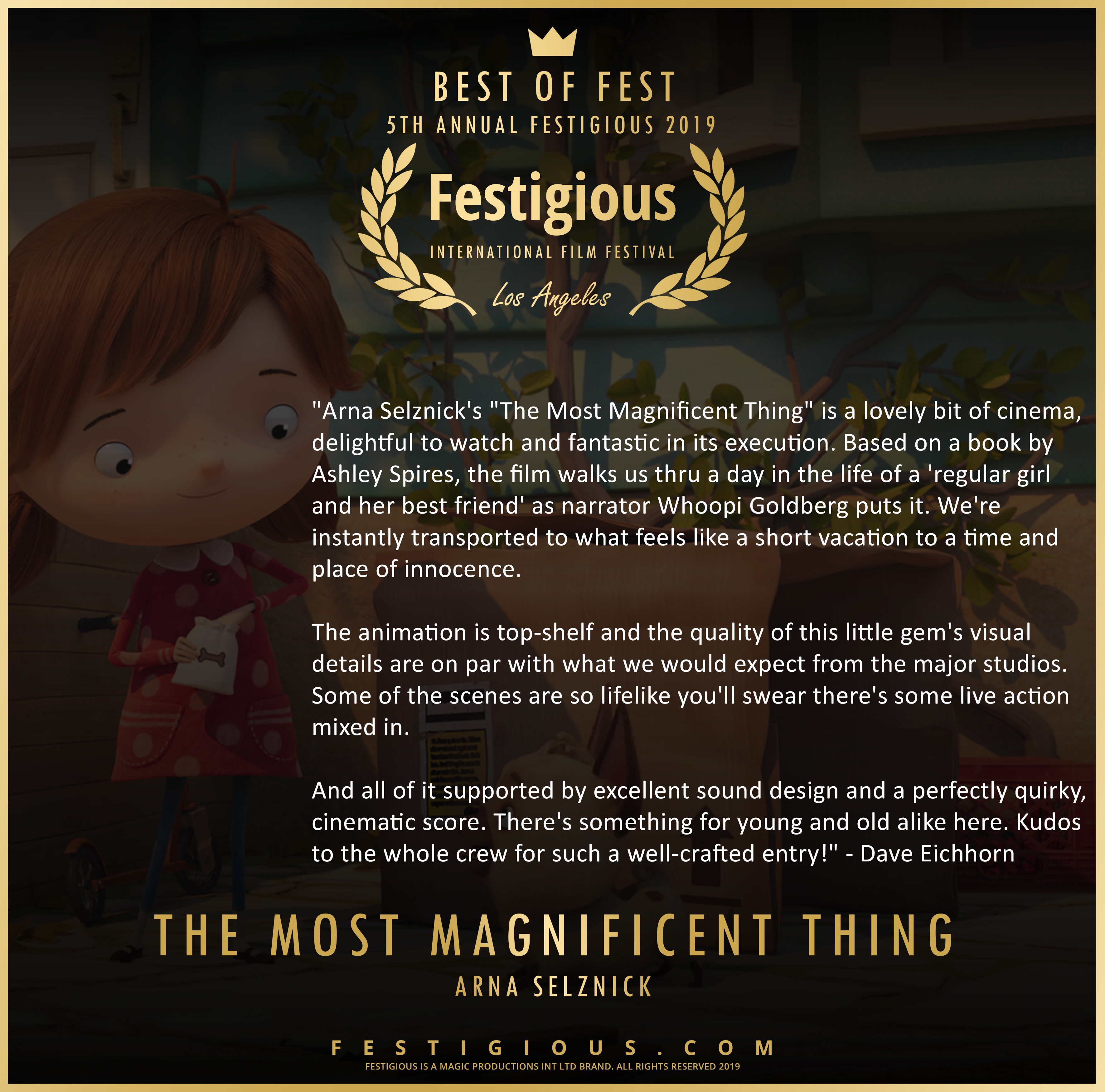 The Most Magnificent Thing review 2