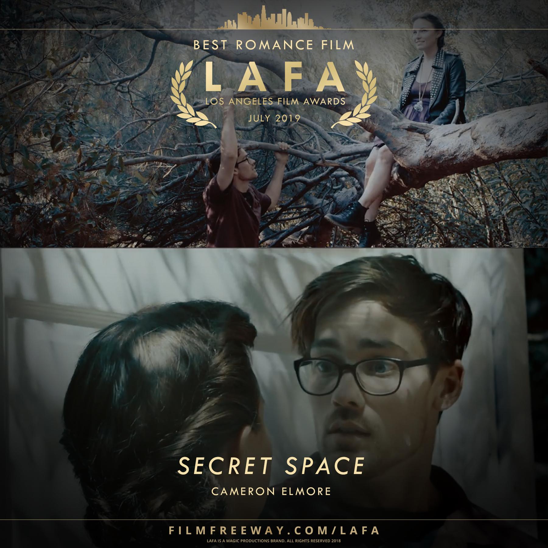 SECRET SPACE design