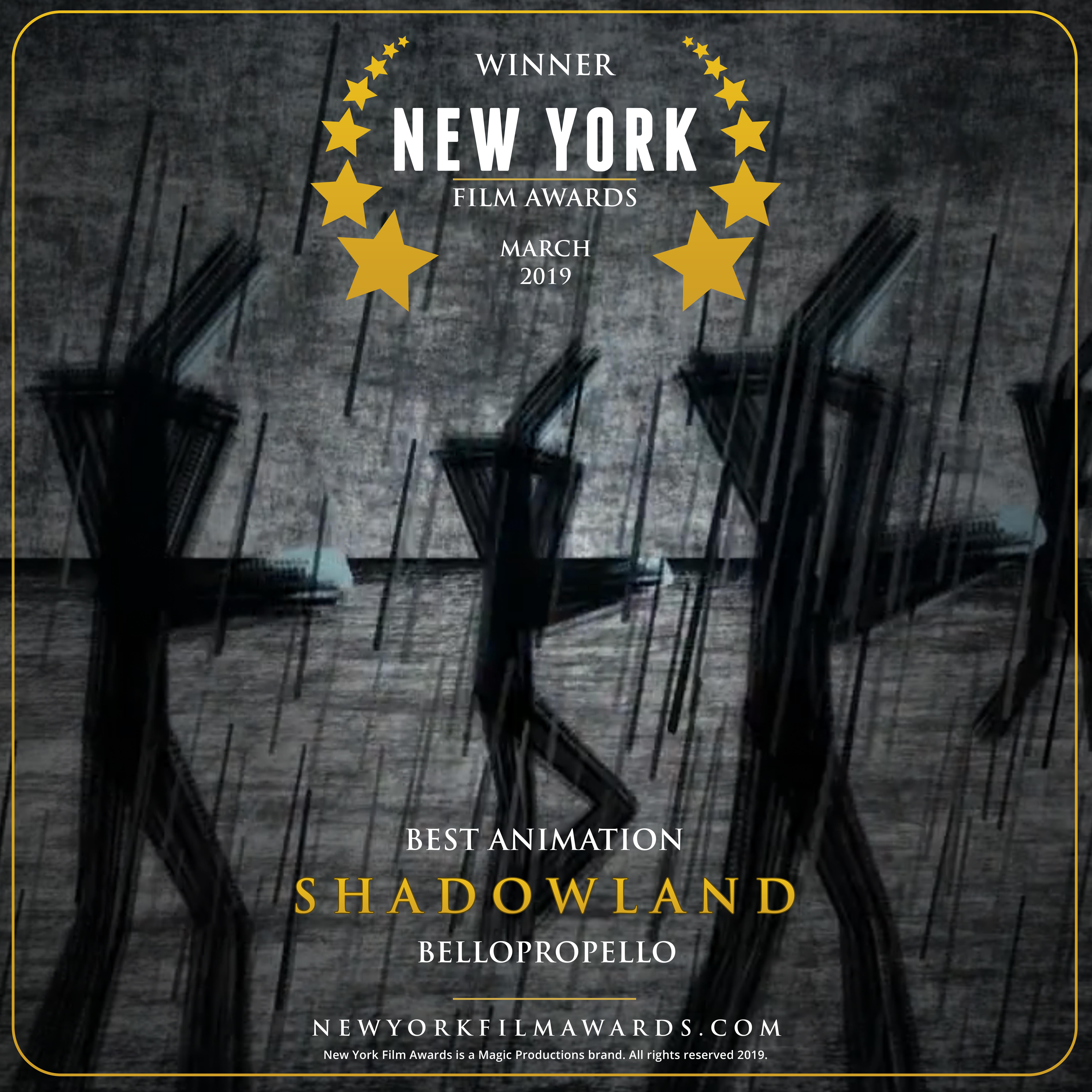 SHADOWLAND design