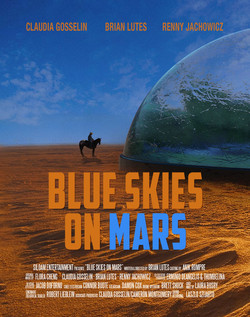 Blue Skies on Mars
