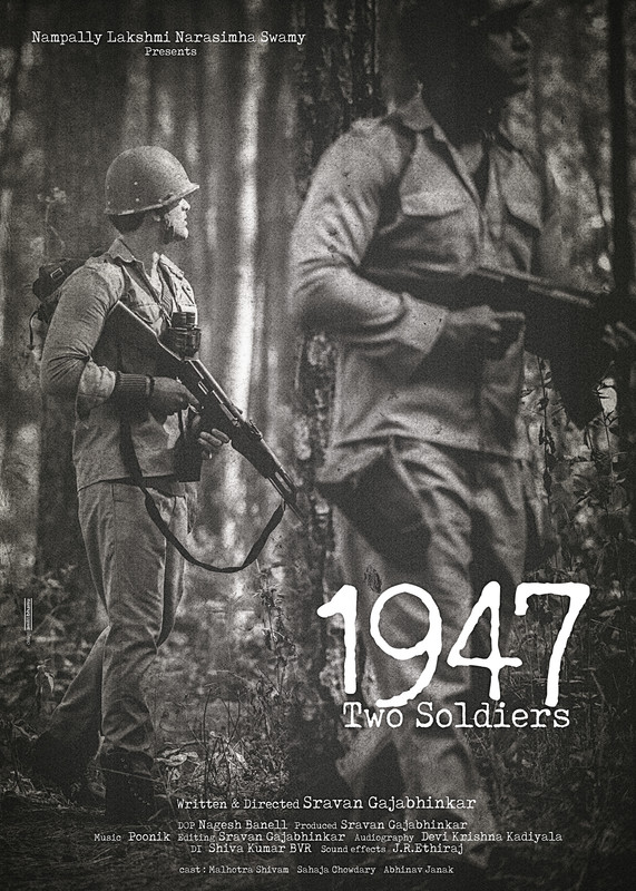 1947 Two Soldiers
