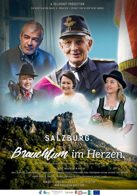 Salzburg. Tradition Within Us.