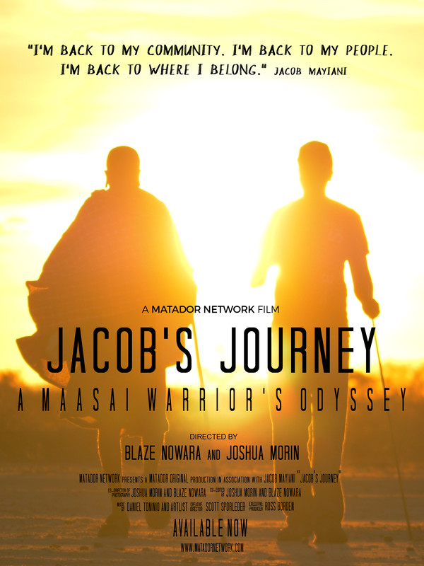 Jacob's Journey- A Maasai Warrior's Odyssey
